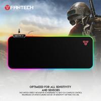 Fantech MPR800s FIREFLY Soft Cloth RGB Gaming Mousepad