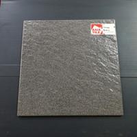 Keramik lantai ASIA TILE Oscar Black 30x30 GRAB/GOJEK INSTANT ONLY
