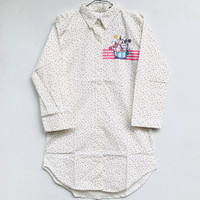 Baju Atasan Kemeja Anak Perempuan New Arrival 7-12 Tahun