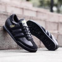 Sepatu Pria Adidas Beckenbauer All Black Original BNIB - 39