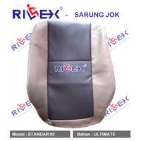 RILEX Ultimate - Sarung Jok Mobil ERTIGA model Standar / Seat Cover