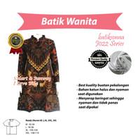 Promo Atasan Blouse Batik Wanita Batik Kenongo Modern Premium 66