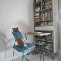 Meja Kantor Minimalist 80x50 x tinggi 80