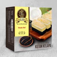 Lapis Kukus Pahlawan Surabaya-Oleh Oleh Suroboyo, All Variant(READY) - Ketan Kelapa
