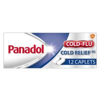 PANADOL Cold Relief / Obat Flu / Demam / Pilek