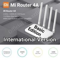 Xiaomi Mi Router 4A Gigabit Dual Band WiFi 1167 Mbps - English Version