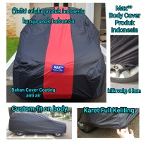 SELIMUT MOBIL PREMIUM SARUNG COVER BODY WATERPROFF FULL BODY CUSTOM ws