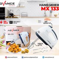Hand Mixer Advance MX-133. Pengaduk Adonan