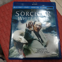 Blu ray Sorcerer and the White Snake Reg A US - Second