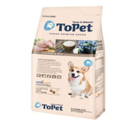 Sajo Korea ToPet Chicken and Vegetable Dog Food - Makanan Hewan Anjing