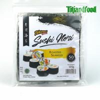 SUSHI NORI TOKINORI ROASTED SEAWEED ISI 50LEMBAR
