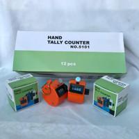 hand tally counter perlosen/12pcs