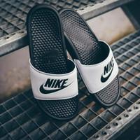 Nike Sandals Benassi Original not sendal adidas, the north face