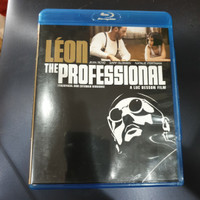 Blu ray Leon The Professional Reg A US - Second