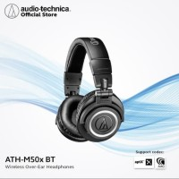 Audio Technica ATH-M50XBT Wireless Over-ear Headphone