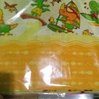 1 Lusin Bedong 90, Bedong Kotak / Selimut Bayi Katun Flanel 90 x 90
