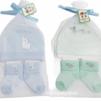 Topi Set Kaos Kaki BABY GROW