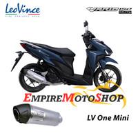 Knalpot Leovince Honda Vario 150 LV One Mini LV1 Fullsystem