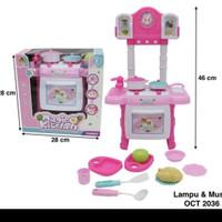 magic kitchen mainan dapur dapuran mainan anak perempuan