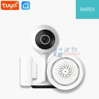 Smart Home Basic Security Kit II BARDI IP Camera + Siren + Door Sensor