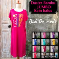 Daster Bambu Bali Jumbo Kain halus