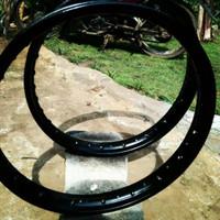 Velg depan belakang untuk motor bebek uk 140/160 ring 17 Original