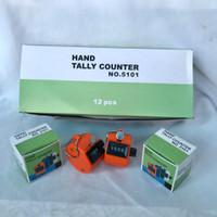 hand tally counter 1lusin/ hand tally counter murah