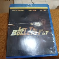 Blu ray Let The Bullets Fly Reg A US - Second