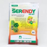 Herbisida Serendy 28 WP Kemasan 25 gram Mengendalikan Gulma pada Padi