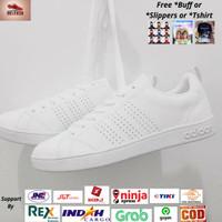 Sepatu Adidas Neo Advantage Full White Original BNWB Indonesia