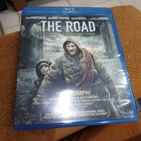 Blu ray The Road Reg A US - Second
