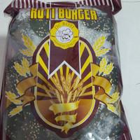 Roti Burger Hitam/Black isi 6
