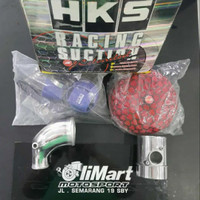 FILTER UDARA OPEN HKS RACING SUCTION MITSUBISHI PAJERO SPORT LAMA