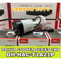 KAMERA CCTV DAHUA 2MP OUTDOOR FULL HD 1080P DH-HAC-T1A21P