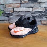 Sepatu Anak Nike 270 Slip On kids peach back 25-36