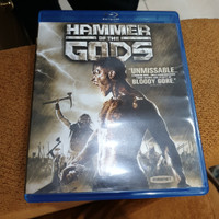 Blu ray Hammer of the Gods Reg A US - Second