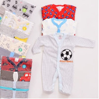 Jumper Bayi Cowok BIG SIZE 24M / Sleepsuit Tutup Kaki GOOD QUALITY