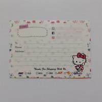 sticker olshop pengiriman