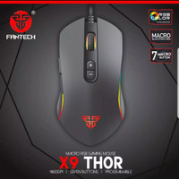 mouse gaming fantech x9 thor macro