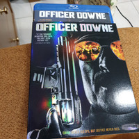 Blu ray Officer Downe Reg A US Slipcover - Second
