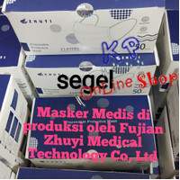 Masker Medis Disposable 3 ply high quality