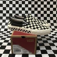 Vans Slip On Checkerboard Nextor Original / Vans Slip On
