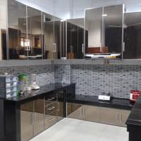 Jual Aluminium Kitchen Set Murah Harga Terbaru 2021