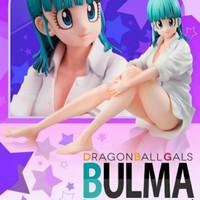 Action Figure Dragon Ball Bulma Ending Version