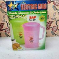 Teko & Pemanas Air Listrik Plastik Electrik SAP-2001