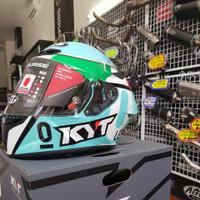 Helm KYT TT Course Dalla Porta