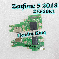 Papan pcb connector Charger Asus Zenfone 5 2018 ZE620KL