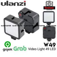 ULANZI W49 Video Light LED W 49 Lampu Studio Foto Kamera Dslr Hp Vlog