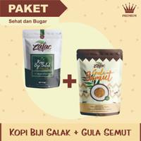 Kopi Biji Salak dan Gula Semut Zalac Premium Menyehatkan
