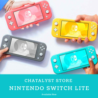 Nintendo Switch Lite Region Asia